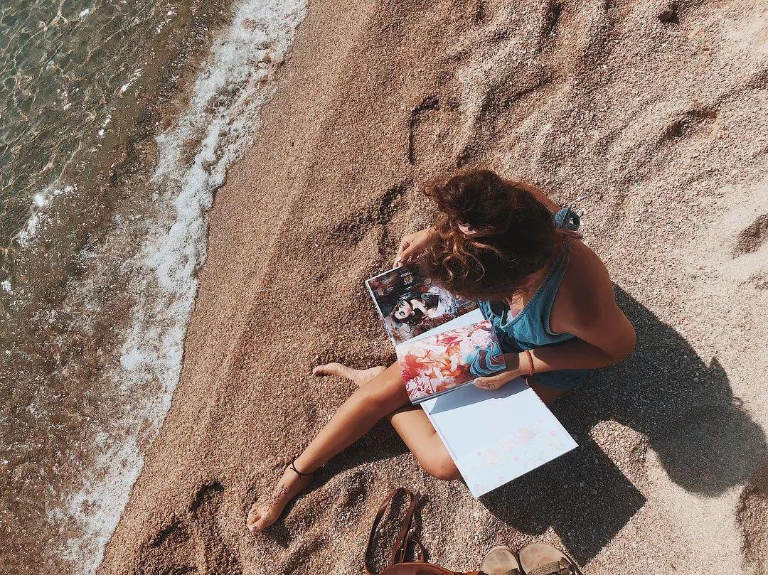 12岁开始画画 16岁就卖画赚100万——希腊小画家Dimitra Milan插图72