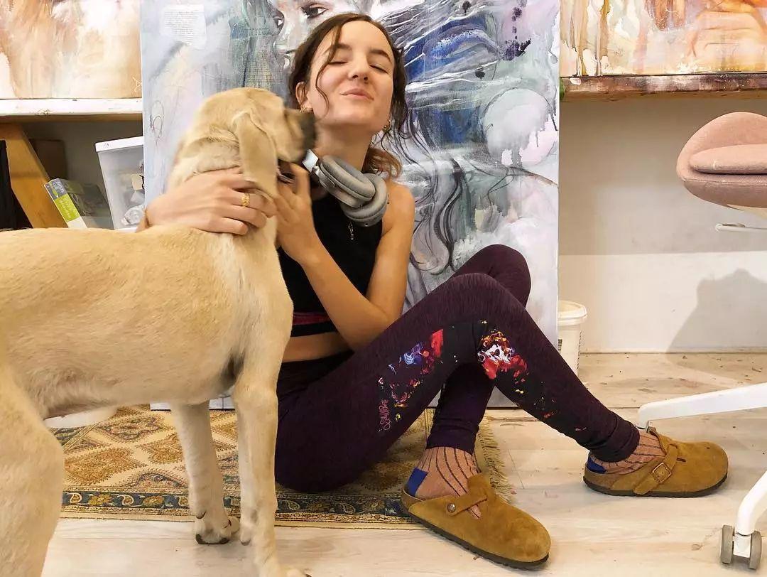 12岁开始画画 16岁就卖画赚100万——希腊小画家Dimitra Milan插图74