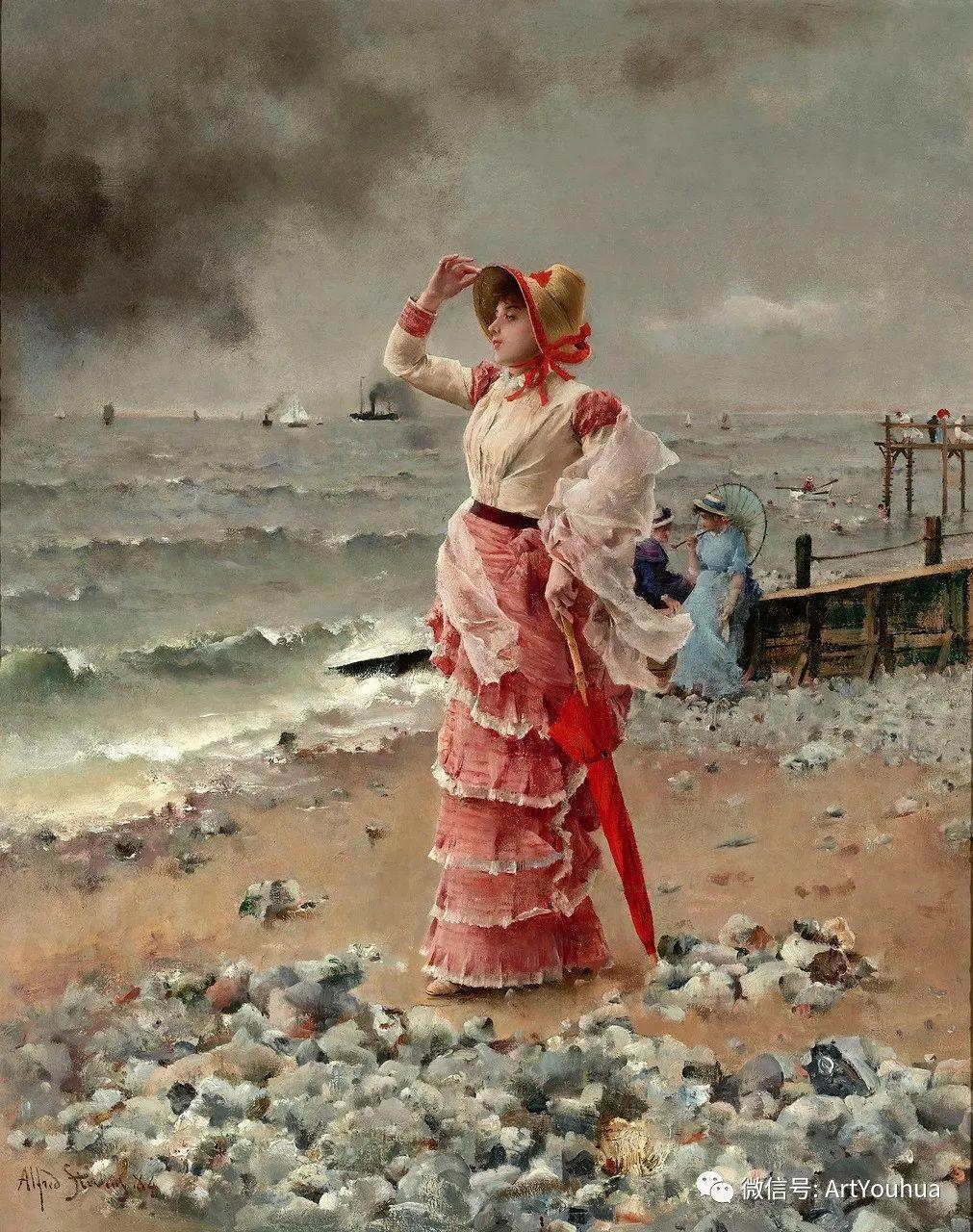 19世纪比利时美女都长啥样子插图3