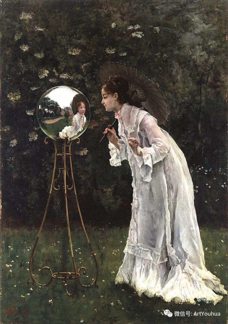 19世纪比利时美女都长啥样子插图5