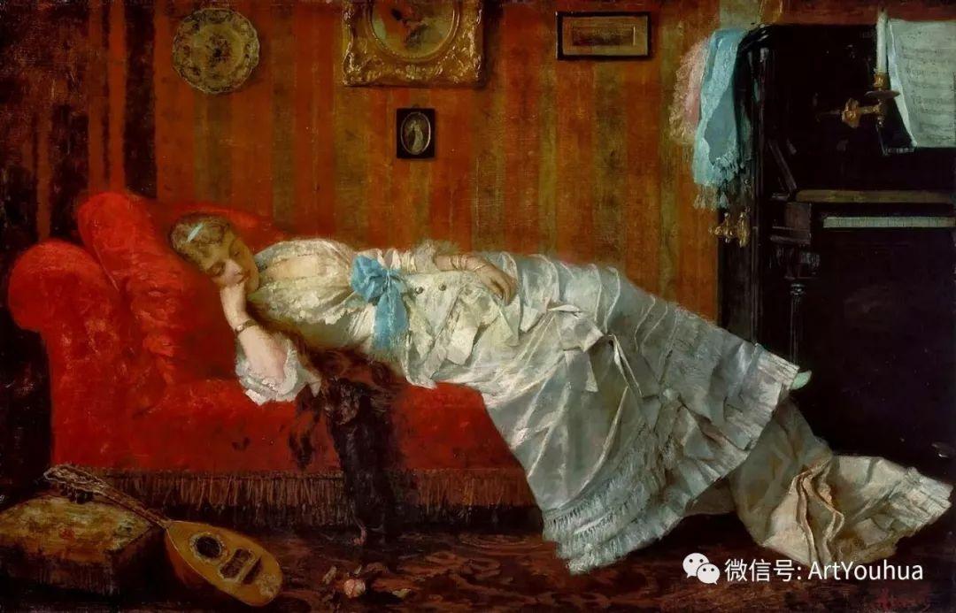 19世纪比利时美女都长啥样子插图9