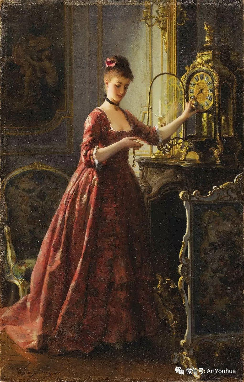 19世纪比利时美女都长啥样子插图11