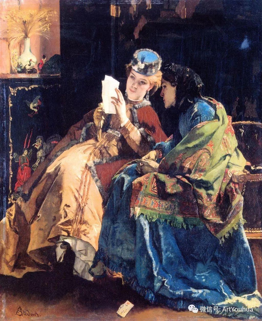 19世纪比利时美女都长啥样子插图13