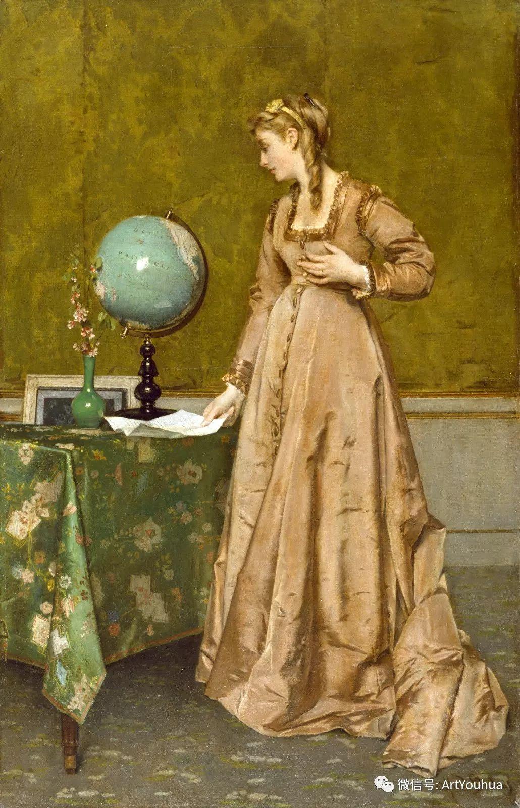 19世纪比利时美女都长啥样子插图15