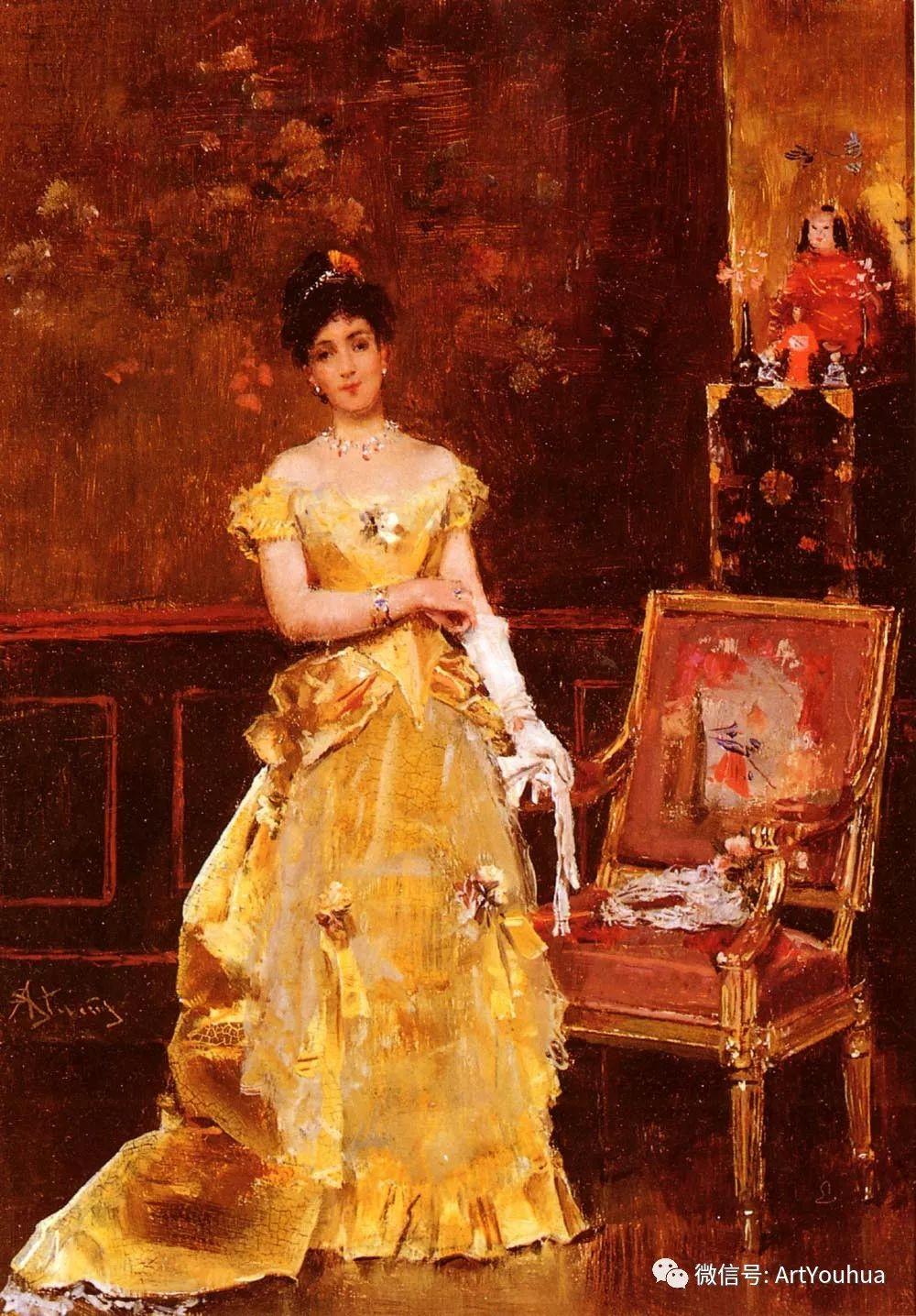 19世纪比利时美女都长啥样子插图17
