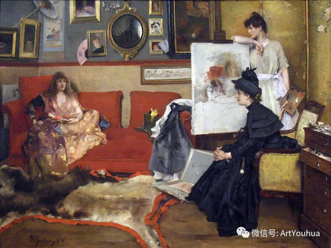 19世纪比利时美女都长啥样子插图19