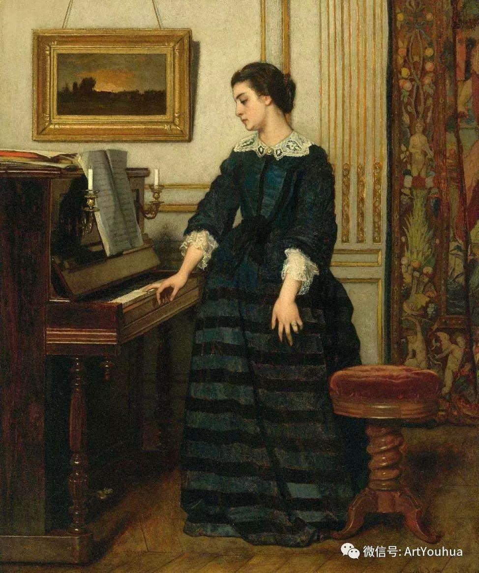 19世纪比利时美女都长啥样子插图21