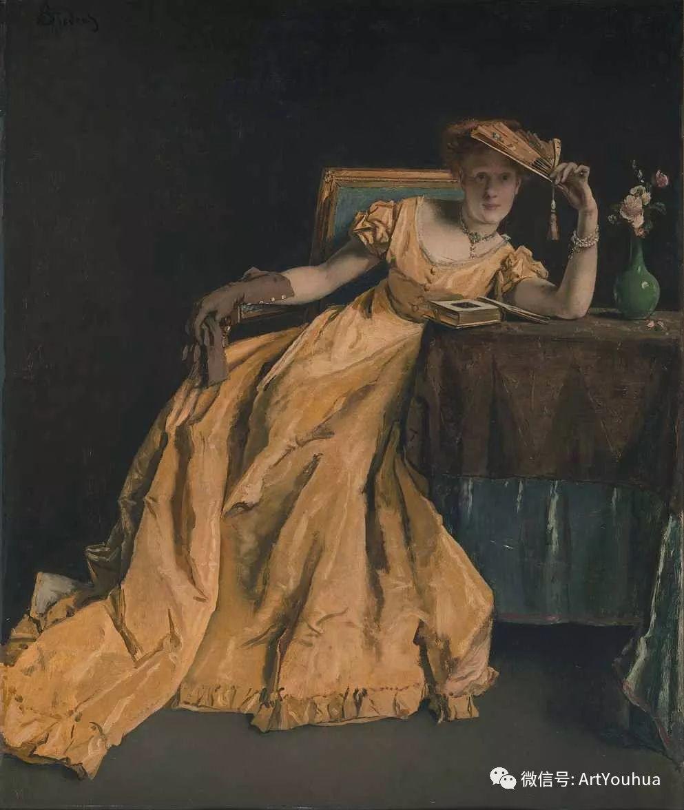 19世纪比利时美女都长啥样子插图23