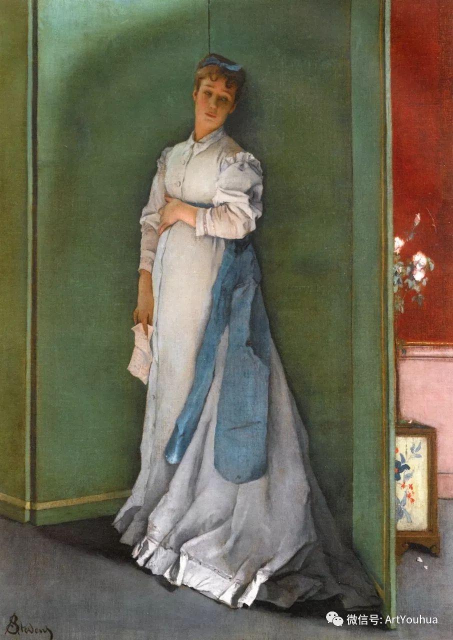 19世纪比利时美女都长啥样子插图25