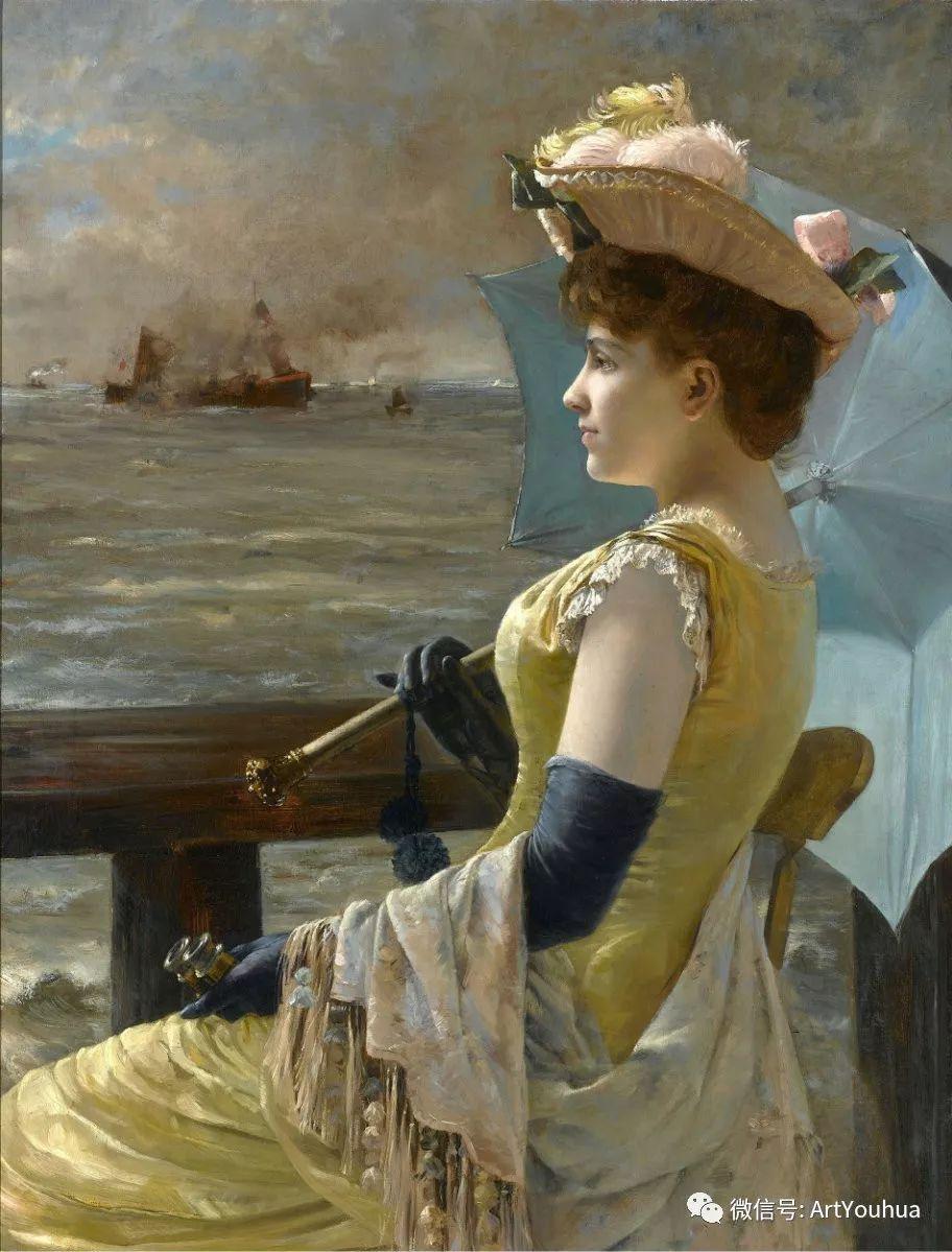 19世纪比利时美女都长啥样子插图27