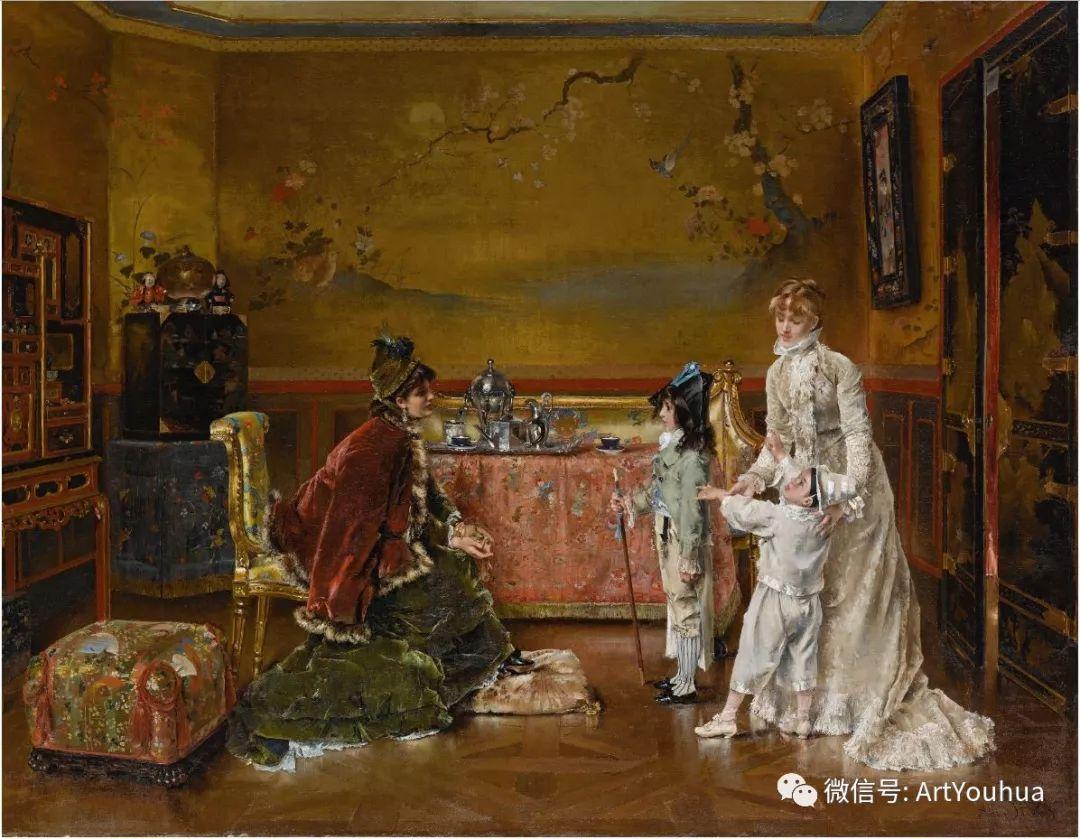19世纪比利时美女都长啥样子插图29