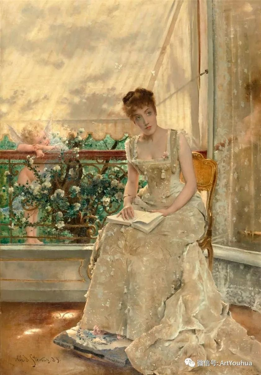 19世纪比利时美女都长啥样子插图33