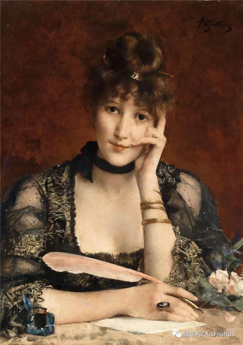 19世纪比利时美女都长啥样子插图35