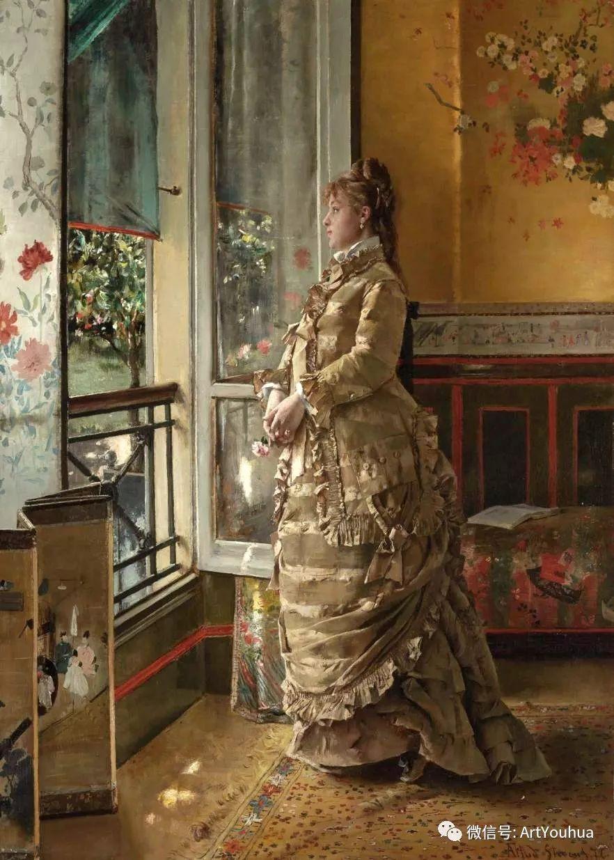 19世纪比利时美女都长啥样子插图37