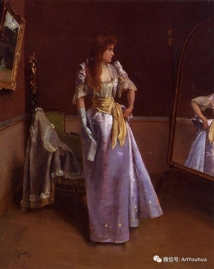 19世纪比利时美女都长啥样子插图39