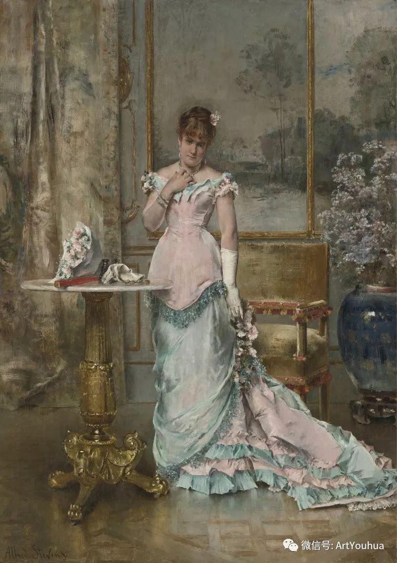19世纪比利时美女都长啥样子插图45