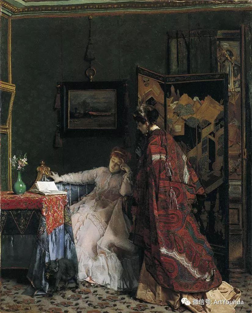 19世纪比利时美女都长啥样子插图47