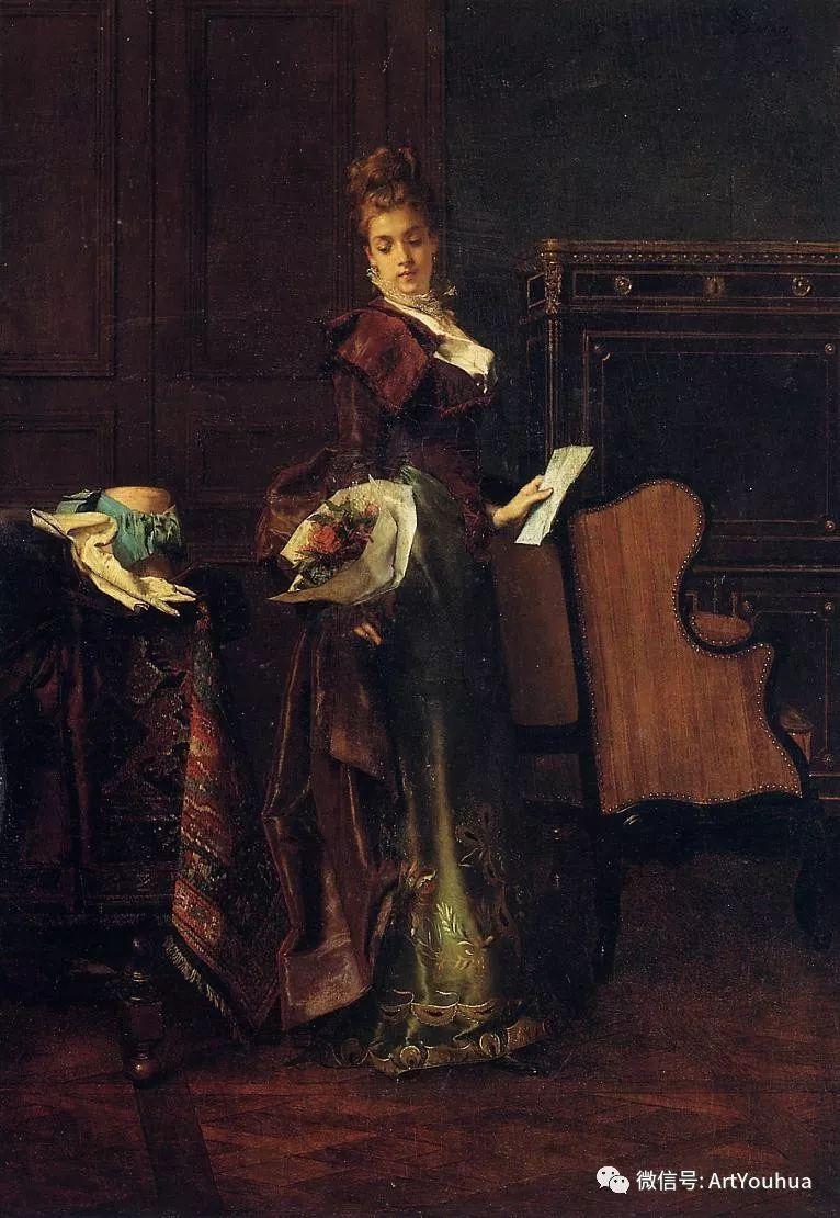 19世纪比利时美女都长啥样子插图49