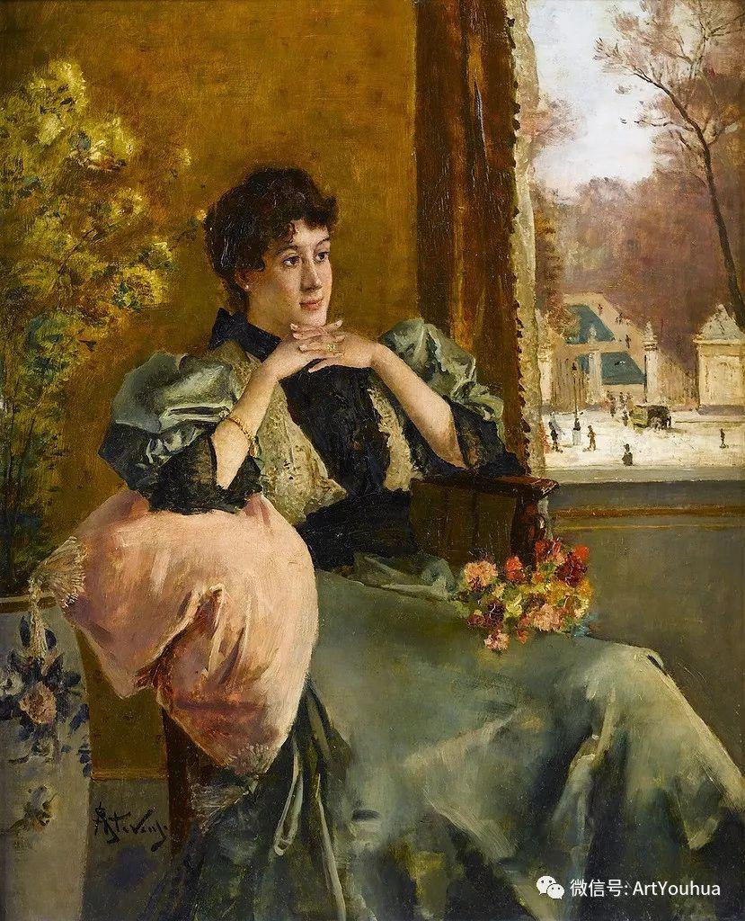 19世纪比利时美女都长啥样子插图51