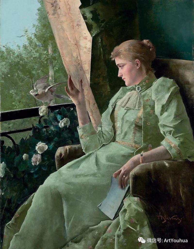 19世纪比利时美女都长啥样子插图57