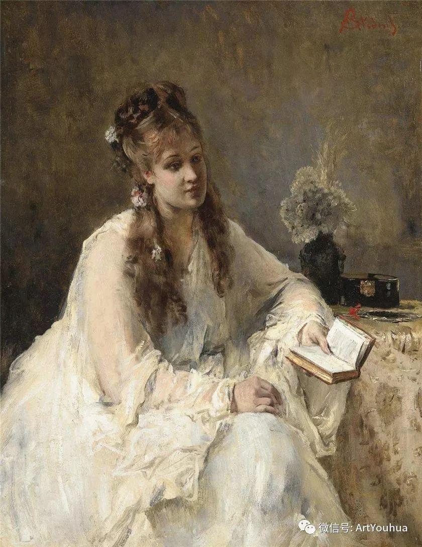 19世纪比利时美女都长啥样子插图61