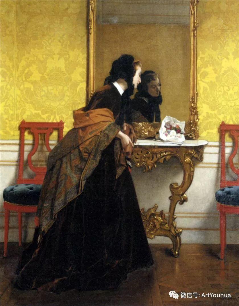 19世纪比利时美女都长啥样子插图63