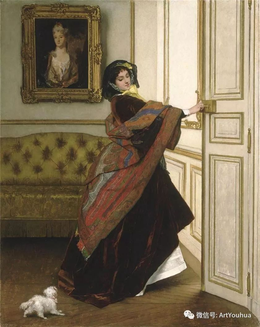 19世纪比利时美女都长啥样子插图67
