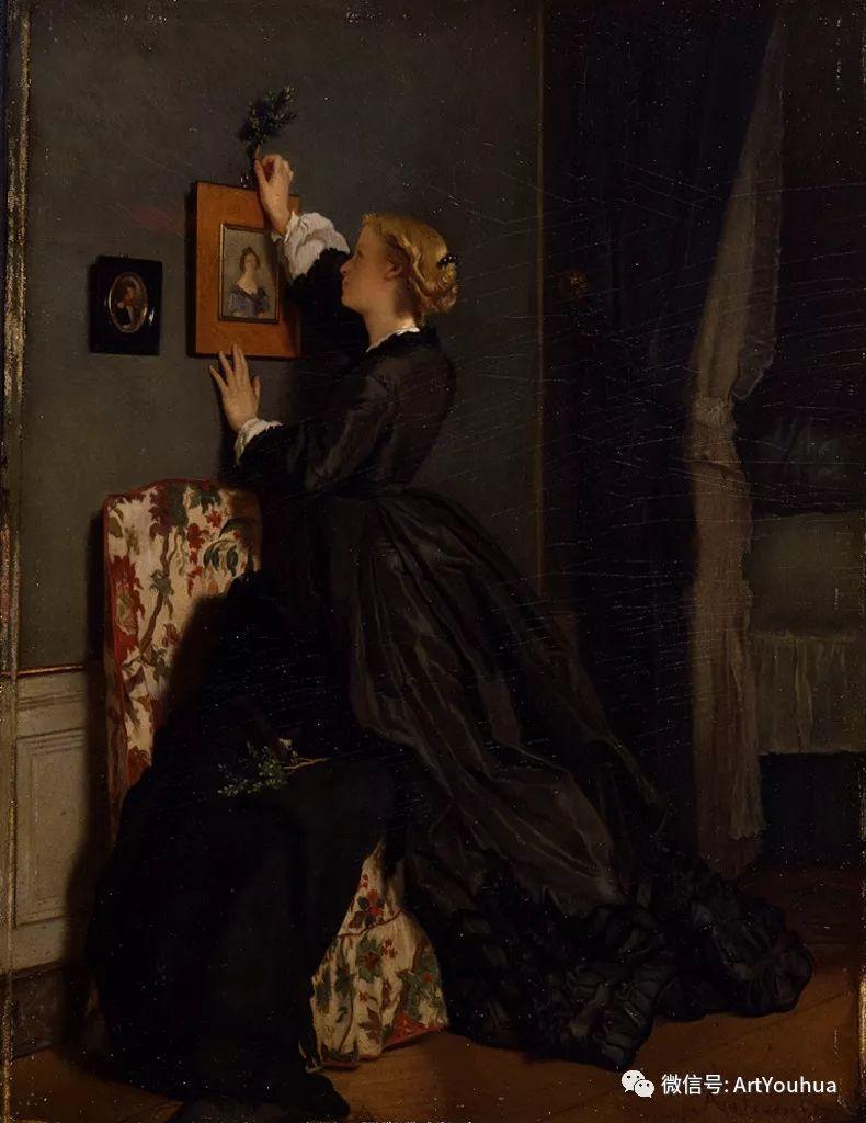 19世纪比利时美女都长啥样子插图77