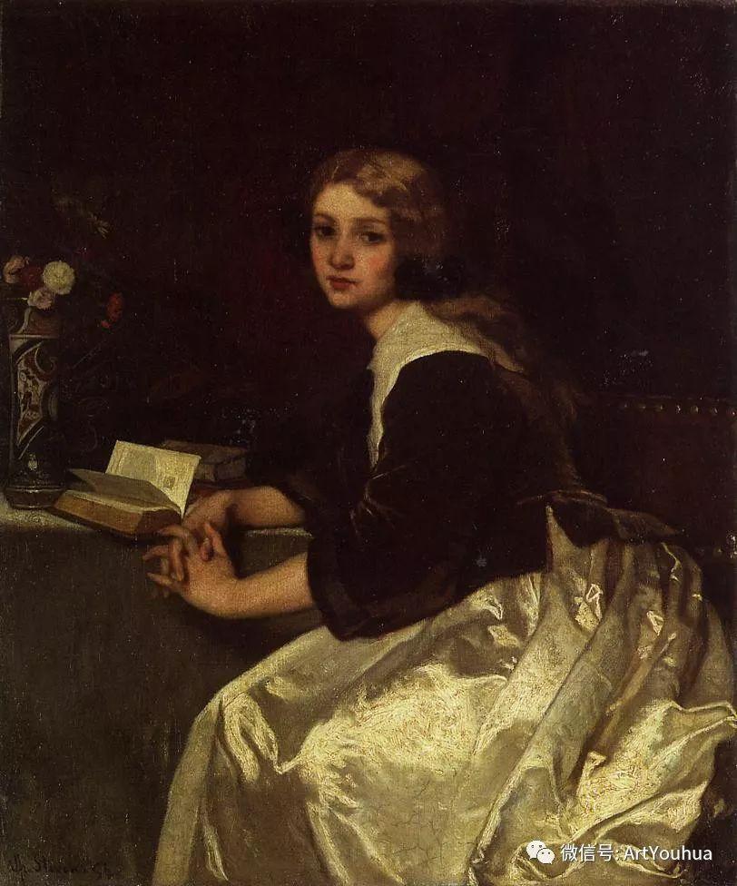 19世纪比利时美女都长啥样子插图79