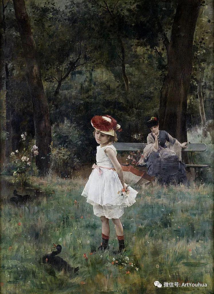 19世纪比利时美女都长啥样子插图81