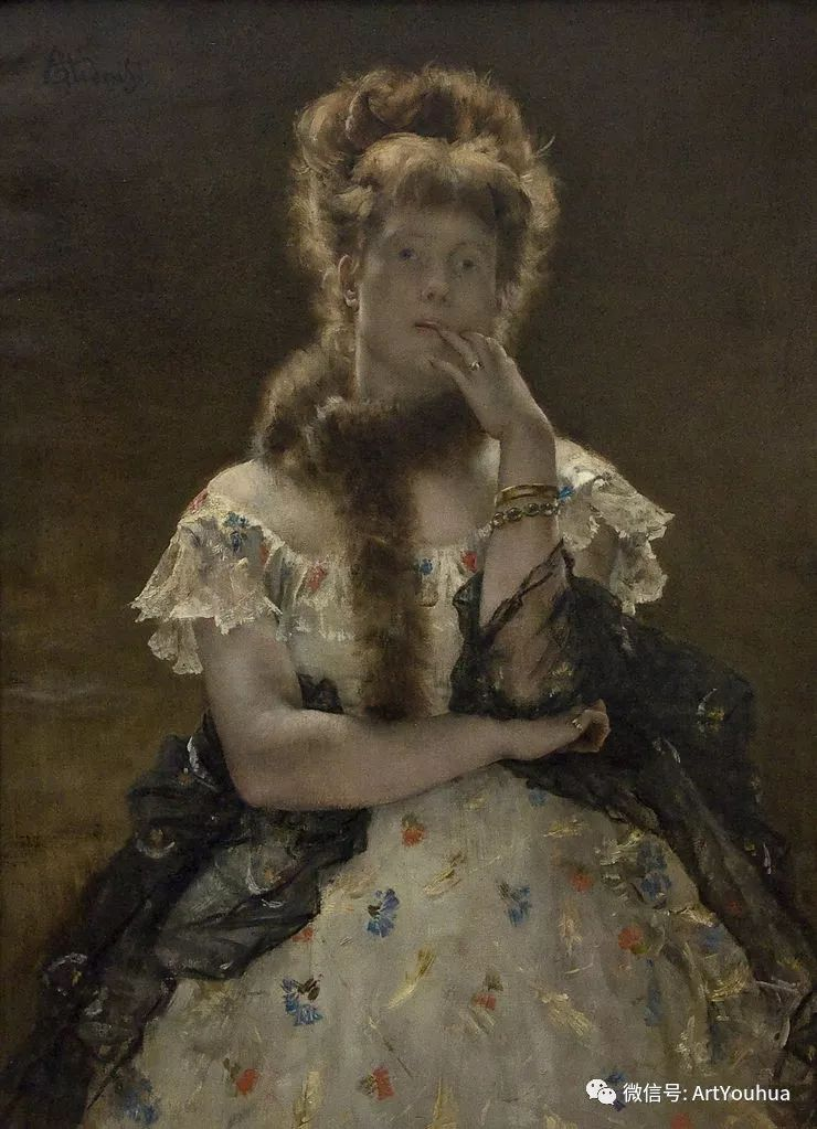 19世纪比利时美女都长啥样子插图83