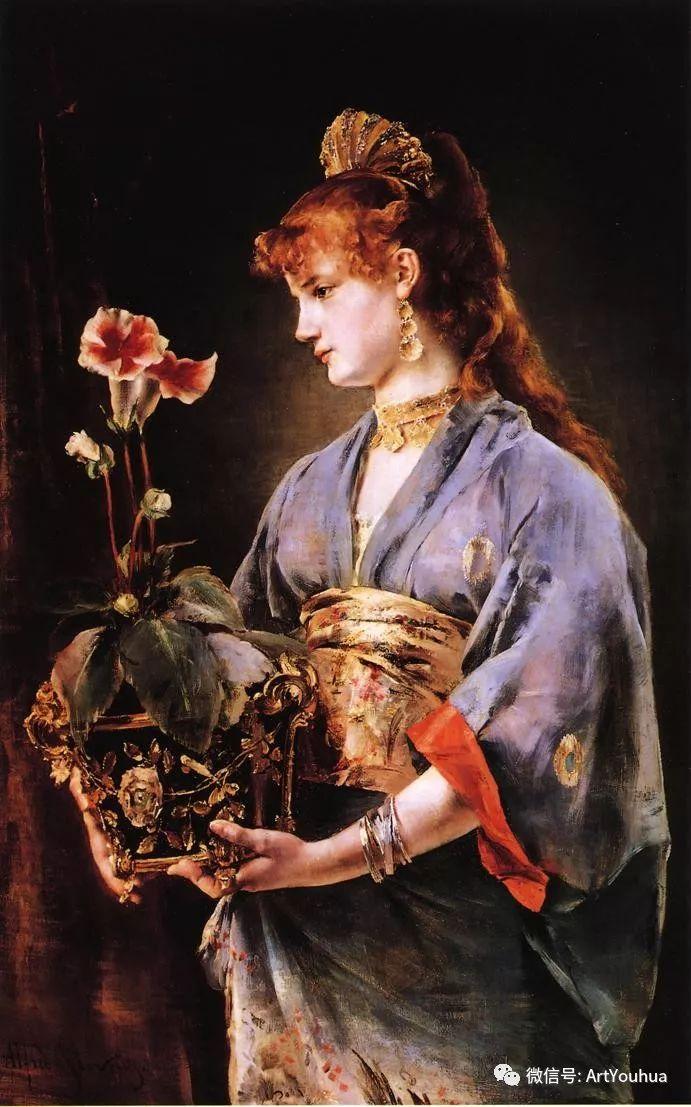 19世纪比利时美女都长啥样子插图85