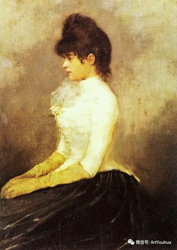 19世纪比利时美女都长啥样子插图87