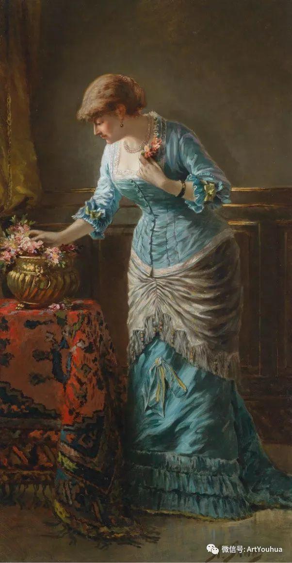 19世纪比利时美女都长啥样子插图89