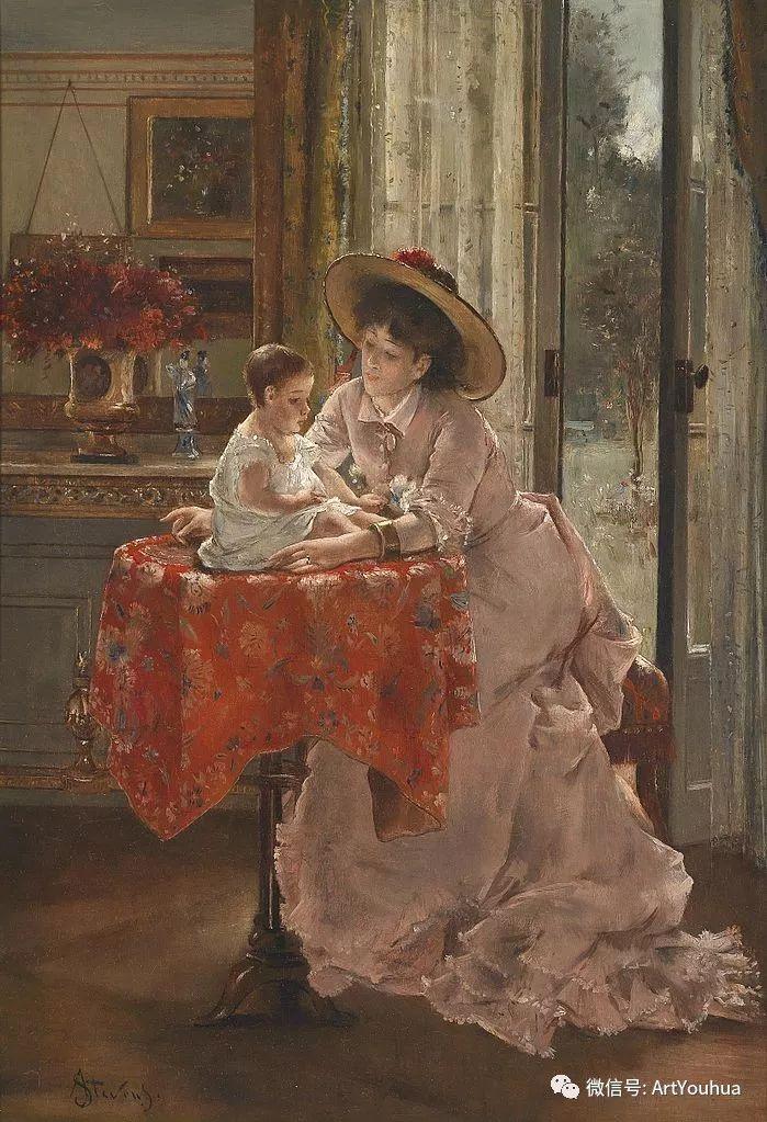 19世纪比利时美女都长啥样子插图93