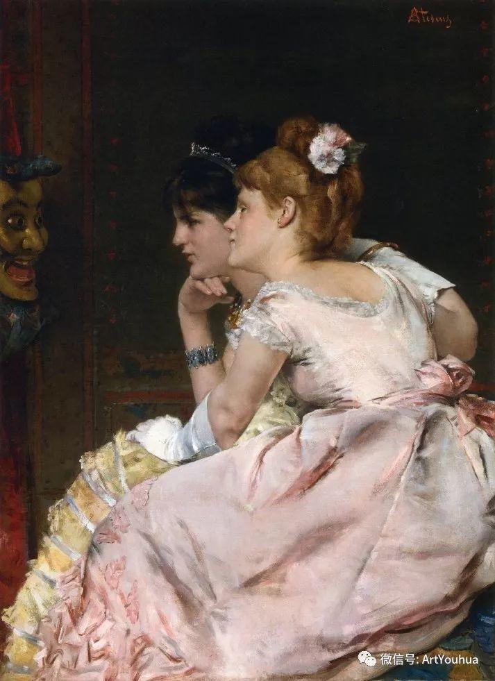 19世纪比利时美女都长啥样子插图95