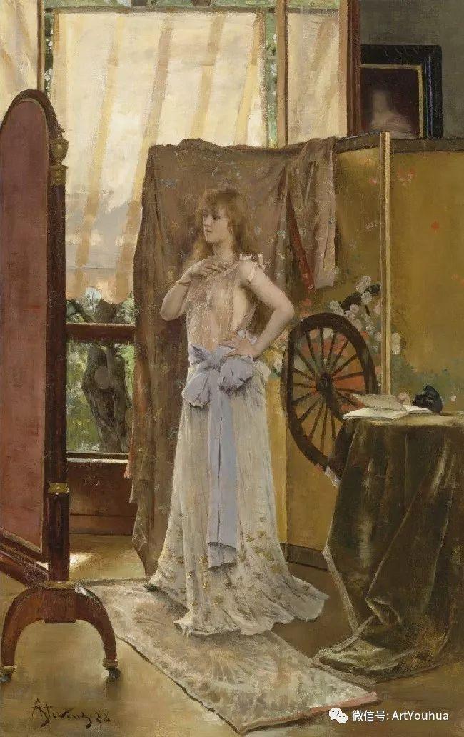 19世纪比利时美女都长啥样子插图97