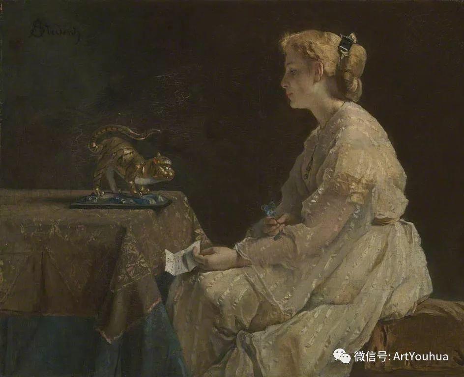 19世纪比利时美女都长啥样子插图99