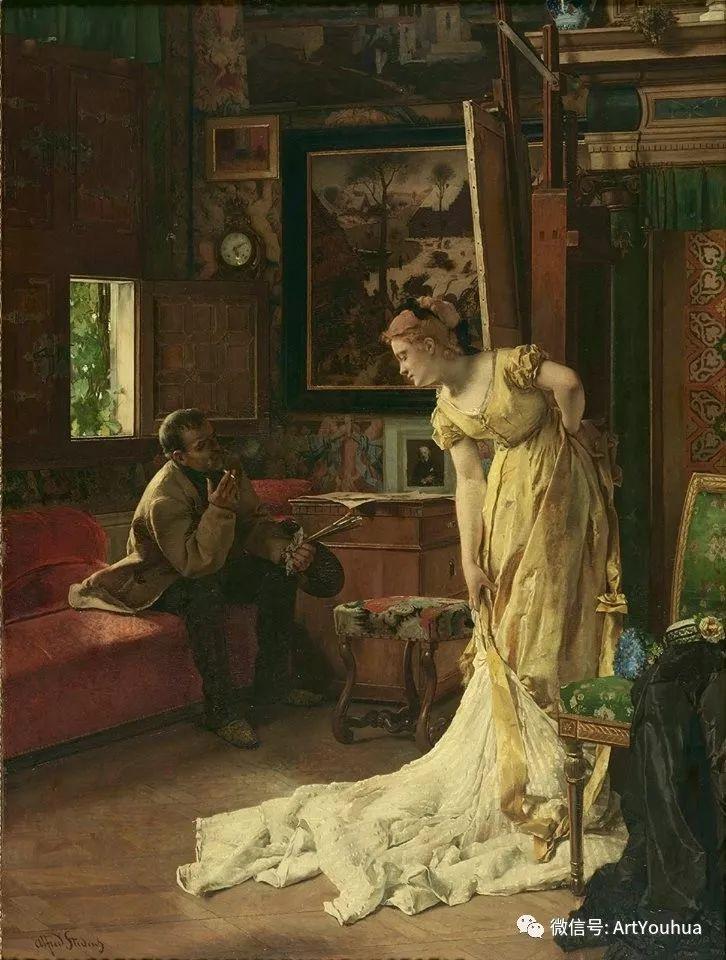 19世纪比利时美女都长啥样子插图101
