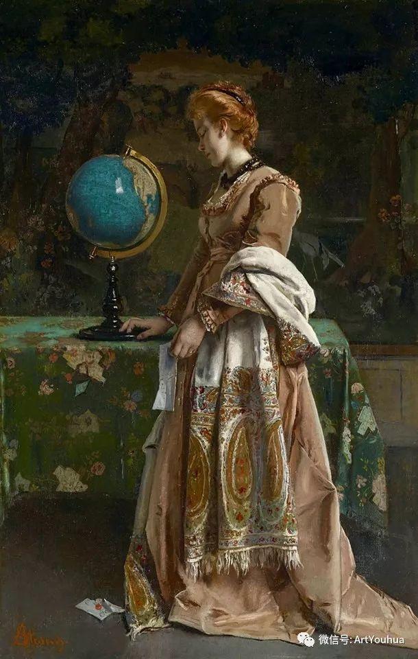 19世纪比利时美女都长啥样子插图105