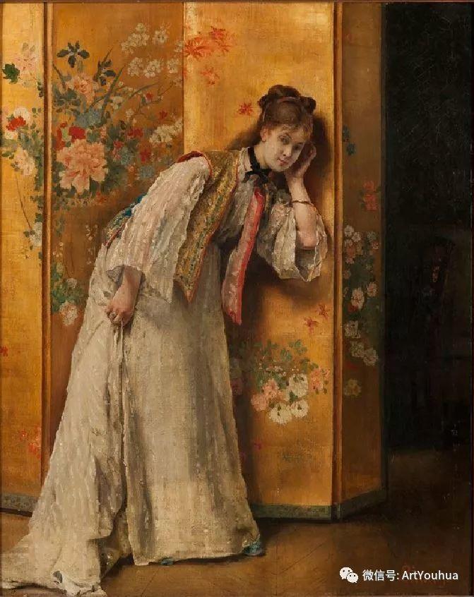 19世纪比利时美女都长啥样子插图107