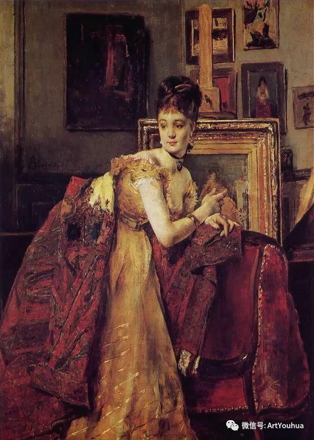 19世纪比利时美女都长啥样子插图111