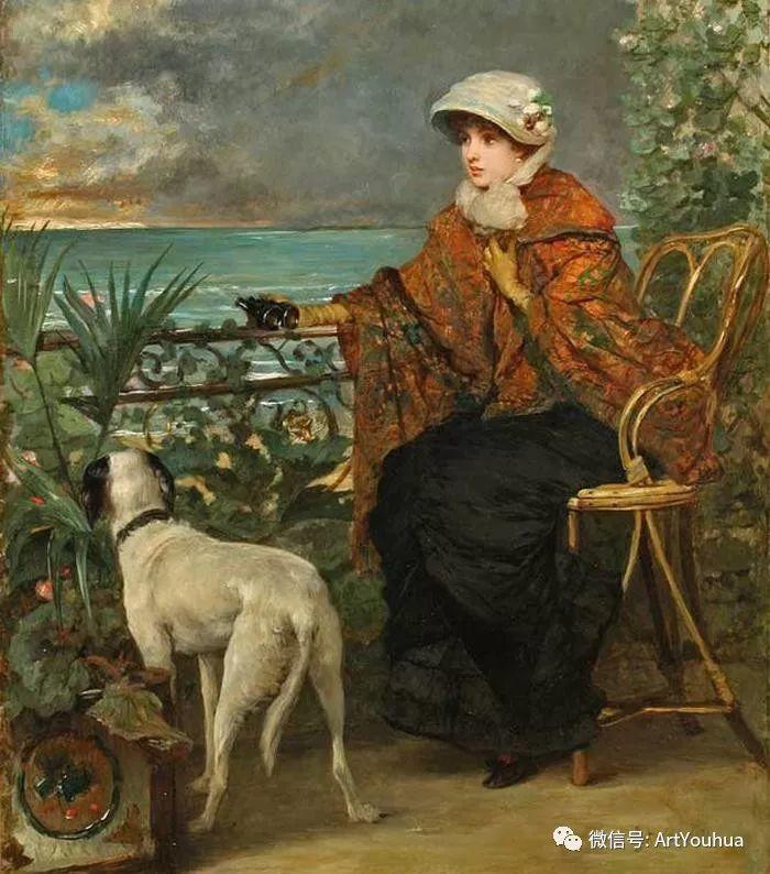 19世纪比利时美女都长啥样子插图123