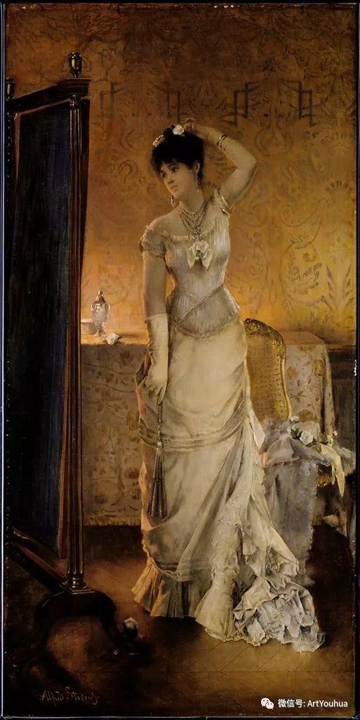 19世纪比利时美女都长啥样子插图127