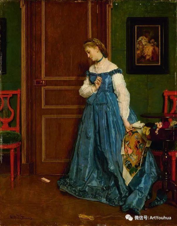 19世纪比利时美女都长啥样子插图131
