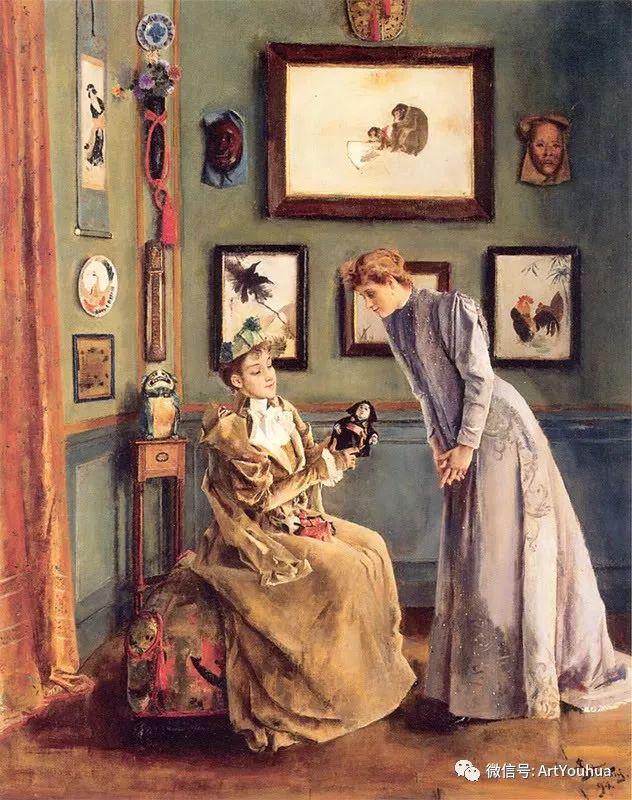 19世纪比利时美女都长啥样子插图135