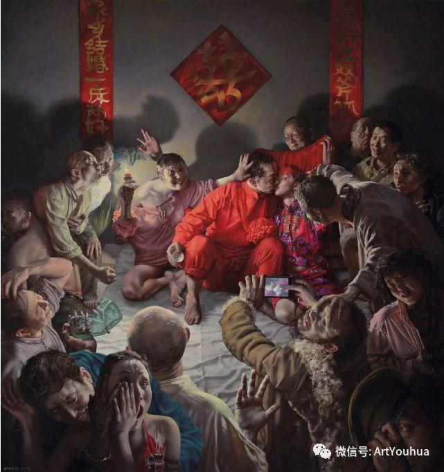 魔幻现实主义 刘溢作品欣赏插图27
