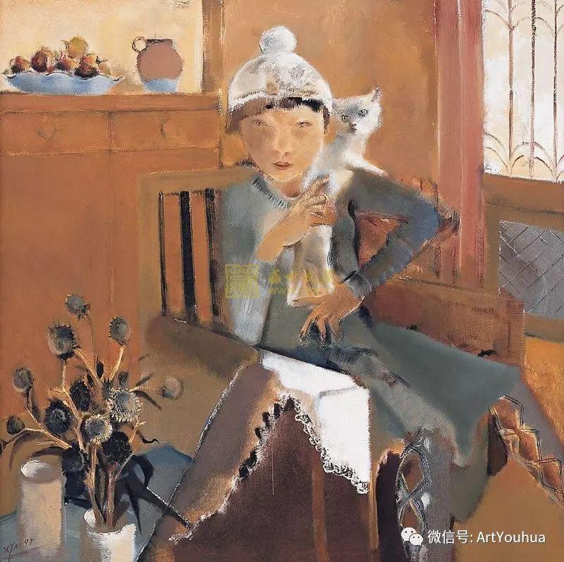 一位才华横溢的女画家夏俊娜插图17