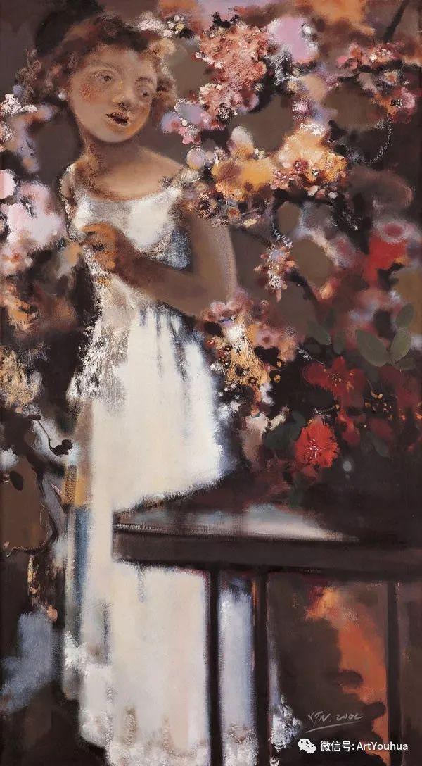 一位才华横溢的女画家夏俊娜插图25