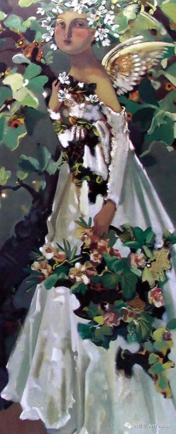 一位才华横溢的女画家夏俊娜插图35